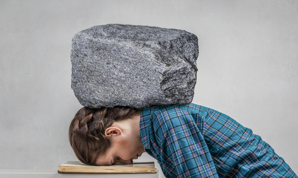 parents' exam stress tips