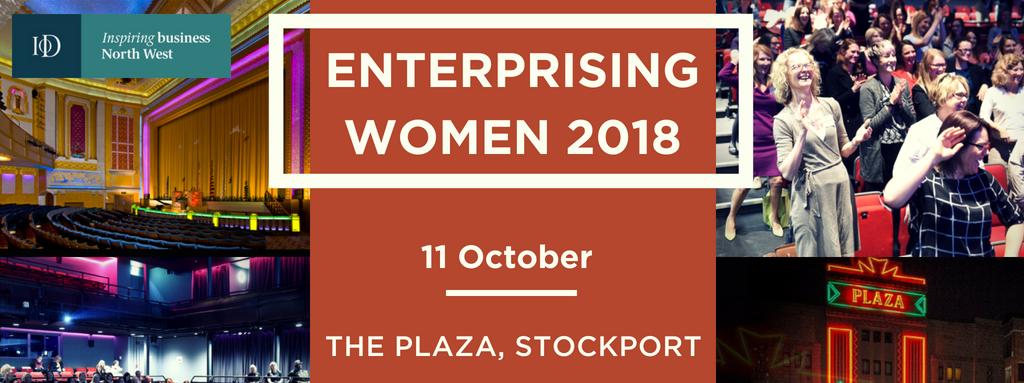 IoD Enterprising Women 2018: inspiring women