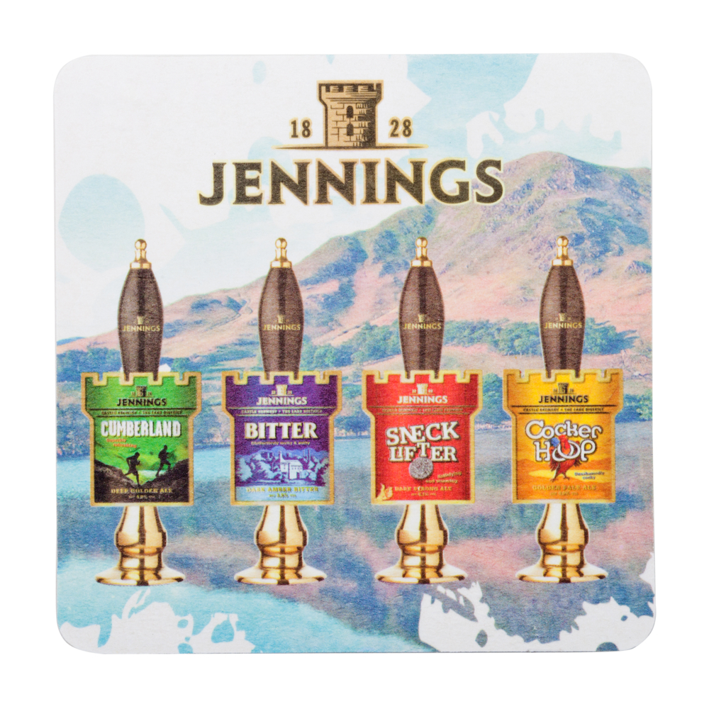 British Food Fortnight: Jennings beers